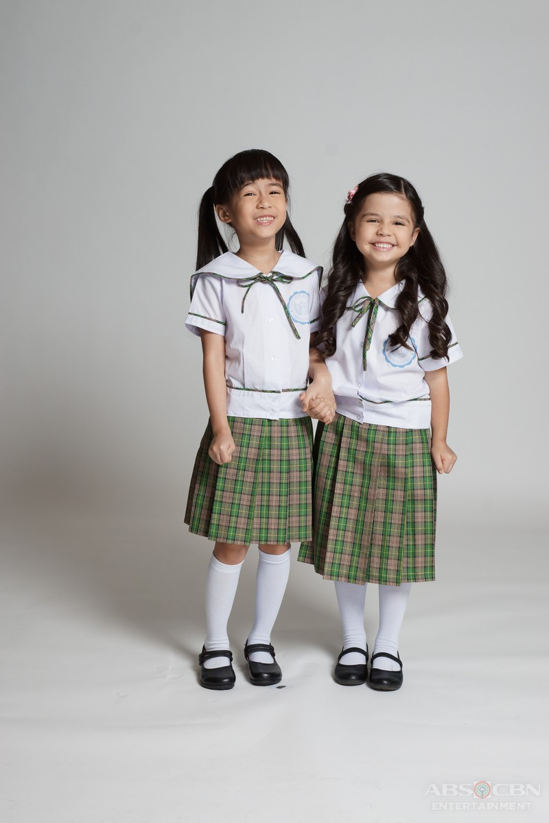 PHOTOS: The Little Princesses of Drama Xia and Yesha