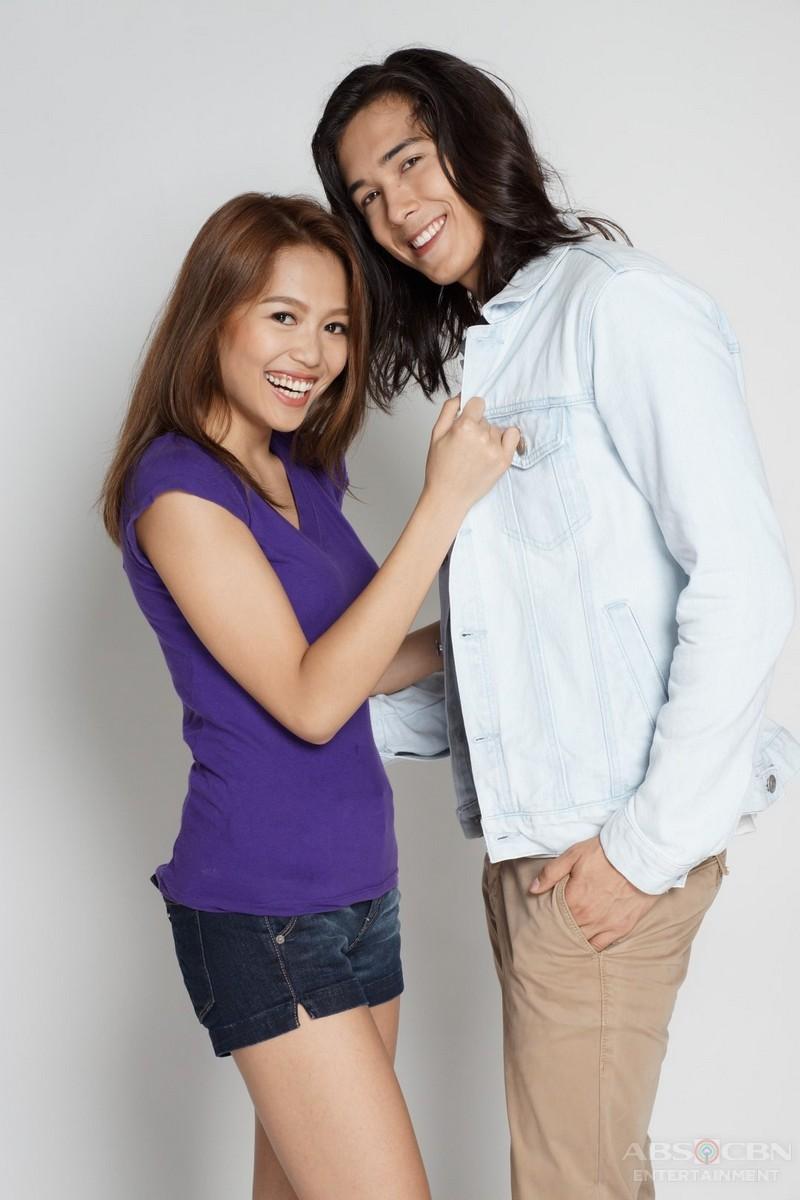PHOTOS: Tommy Esguerra and Miho Nishida bilang sina Kit at Cindy