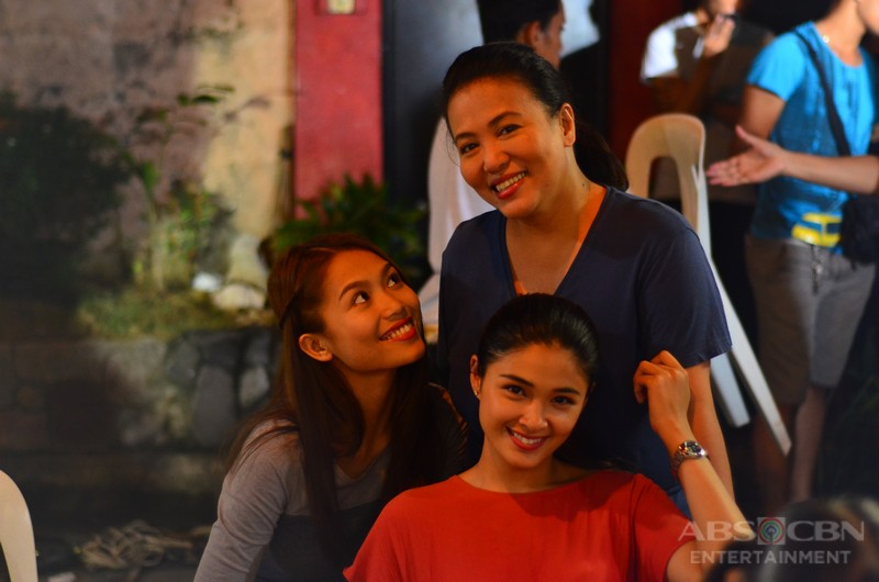 On-The-Set: Langit Lupa Christmas Dinner 2016