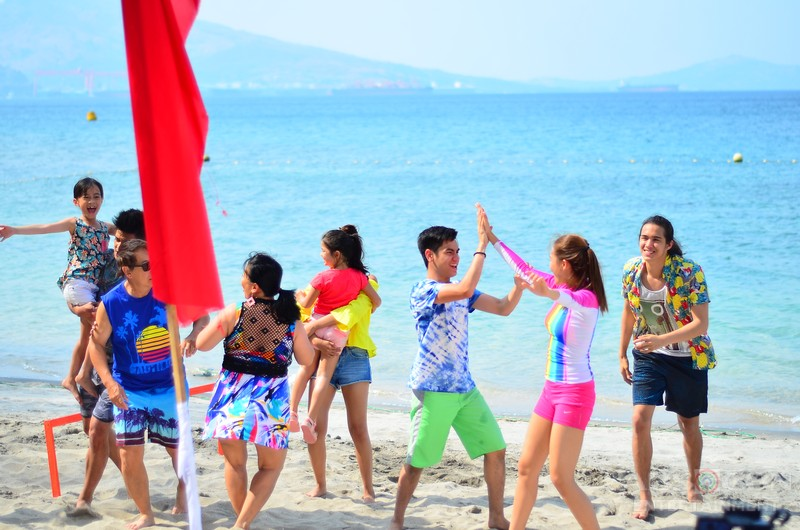 Behind-The-Scenes: Langit Lupa Summer Special