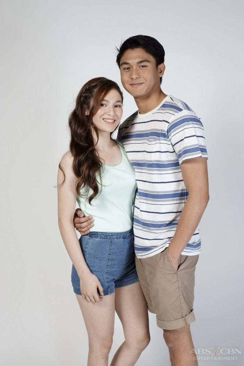 GLAM SHOTS: Paulo Angeles and Barbie Imperial as Ivan and Jenny