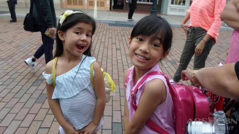 PHOTOS: Daytime Princesses Xia and Yesha's Hong Kong adventure
