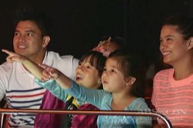 Esang at Princess, namangha sa kanilang paglilibot sa Hongkong Disneyland kasama sina tatay Joey at mommy Lala Thumbnail