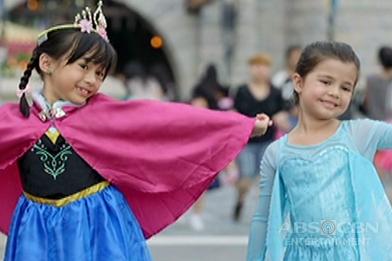 Princess at Esang, nagbihis ala-prinsesa Thumbnail
