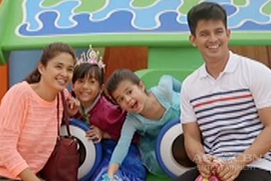 """""""Princess at Esang, masaya sa kanilang paglilibot sa buong Hongkong Disneyland"""""""
